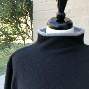 ⭐️ 🆕[Neiman Marcus]💯%Cashmere Double layer Tunic